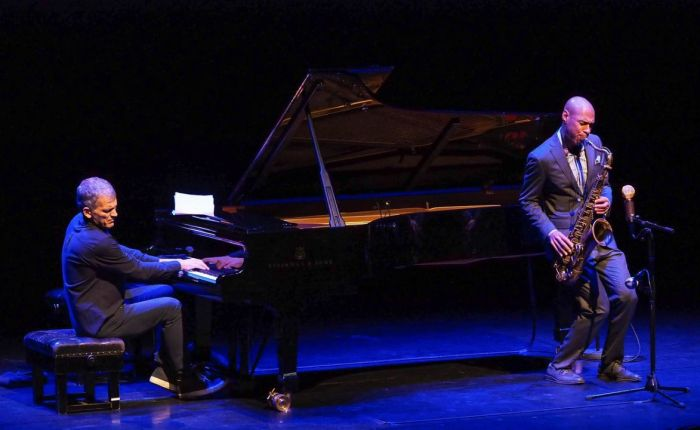At the London Jazz Festival: Mehldau and Redman deliver a jazz masterclass, but the Garbarek quartet disappoints