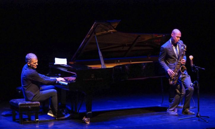 Brad Mehldau and Joshua Redman at the Barbican