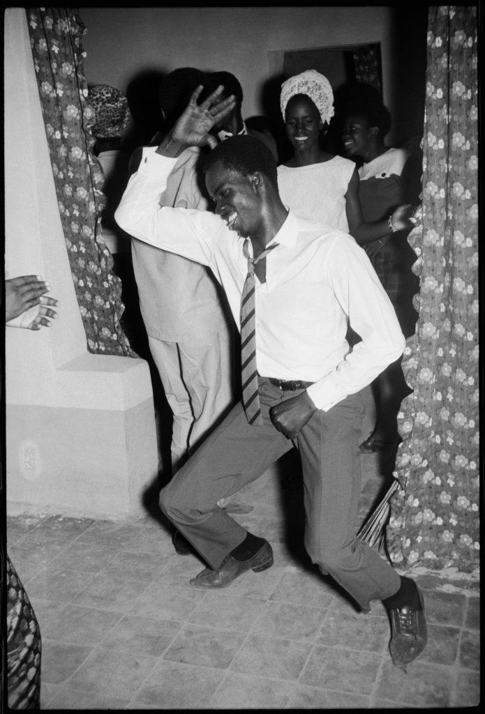 Malick-Sidibé,Danseur-Meringué, 1964