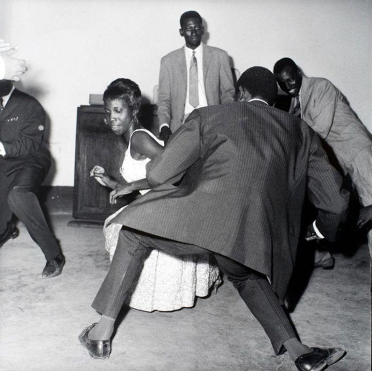 Malick Sidibé,, Dansez le Twist, 1965