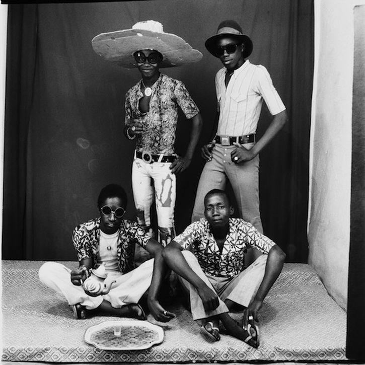Malick Sidibé, Friends of Spanish, 1968