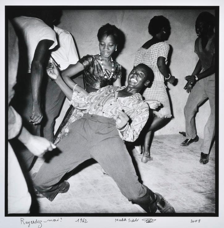 Malick Sidibé, Regardez-moi, 1962