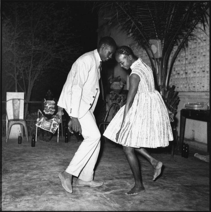 Malick Sidibé, Nuit de Noël, Happy Club, 1963
