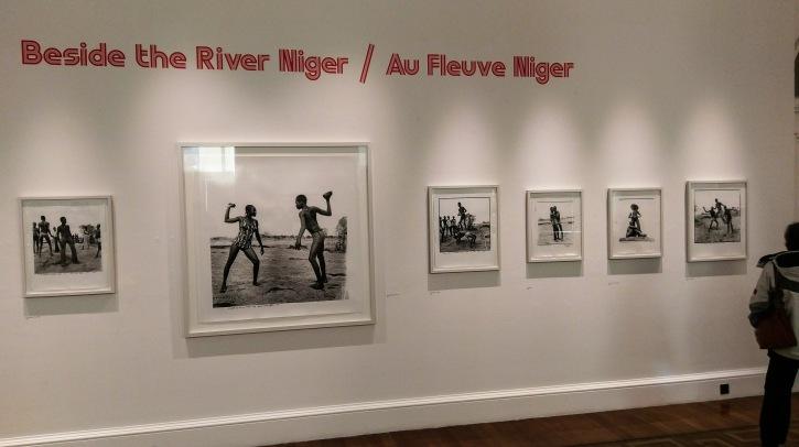 Malick Sidibé at Somerset House: Au Fleuve Niger