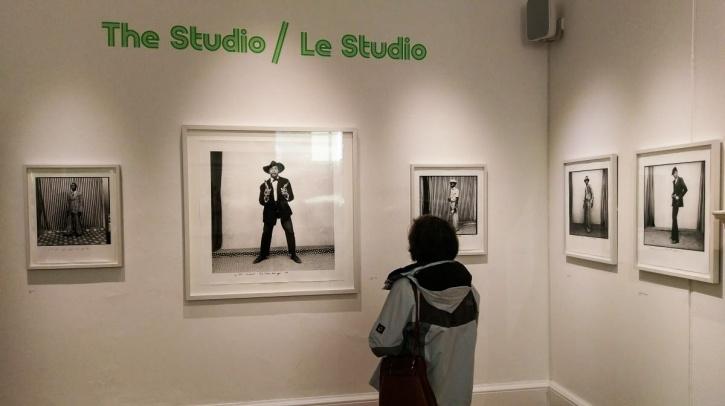 Malick Sidibé at Somerset House: Le Studio