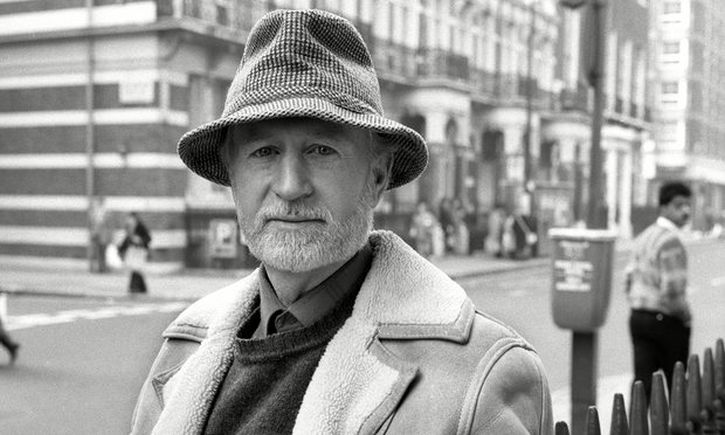 Mose Allison in London in 1986