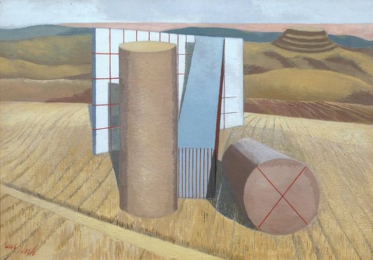 Paul Nash, Equivalents Of The Megaliths, 1935