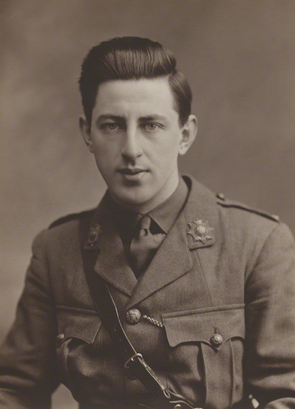 Paul Nash in April 1918