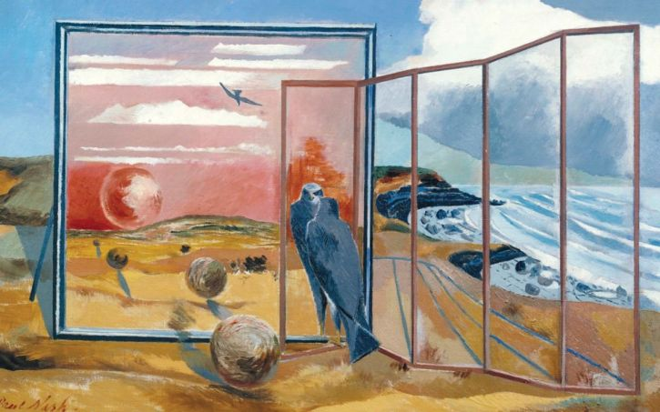 Paul Nash, Landscape from a Dream, 1936