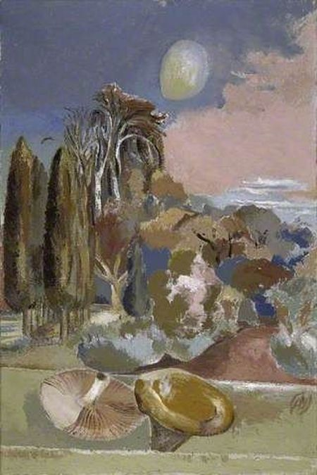 Paul Nash, November Moon, 1942