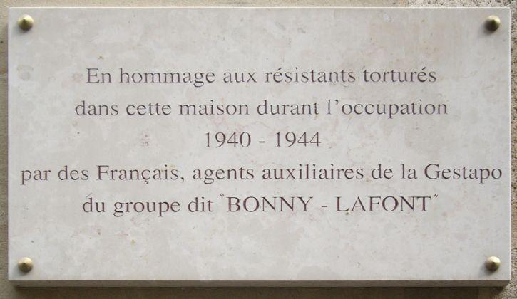 plaque_gestapo_francaise_93_rue_lauriston_paris_16