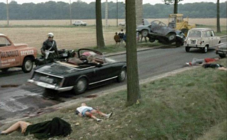 Weekend: civilisation as one long car crash