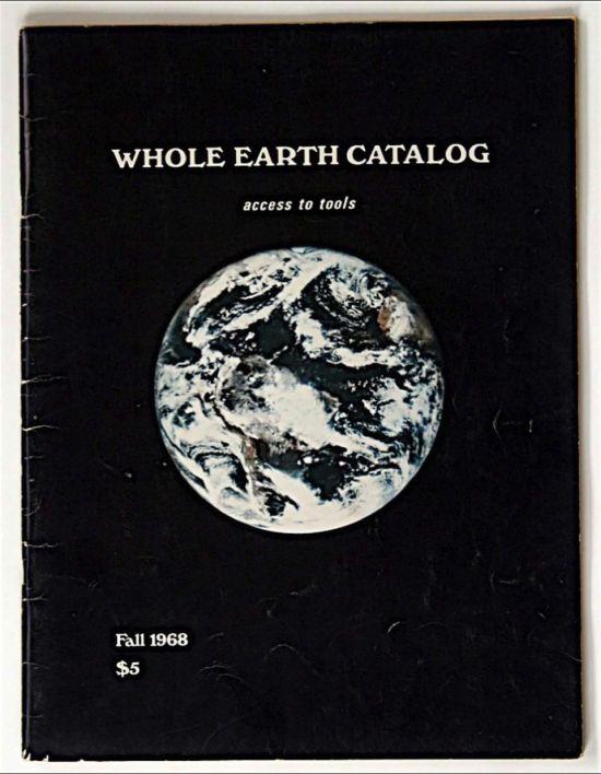 The Whole Earth Catalogue