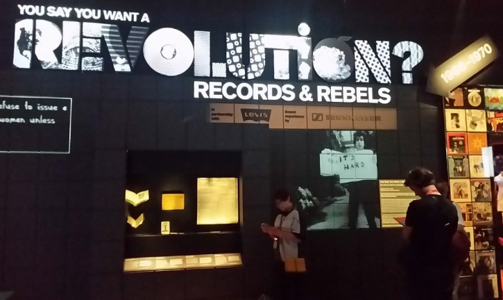 You Say You Want A Revolution A Brilliant V Amp A Exhibition