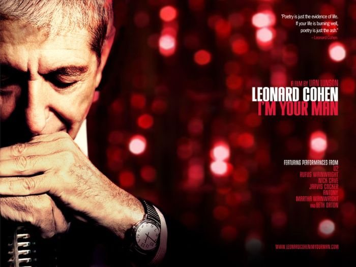 Leonard Cohen I'm Your Man: not a perfectoffering