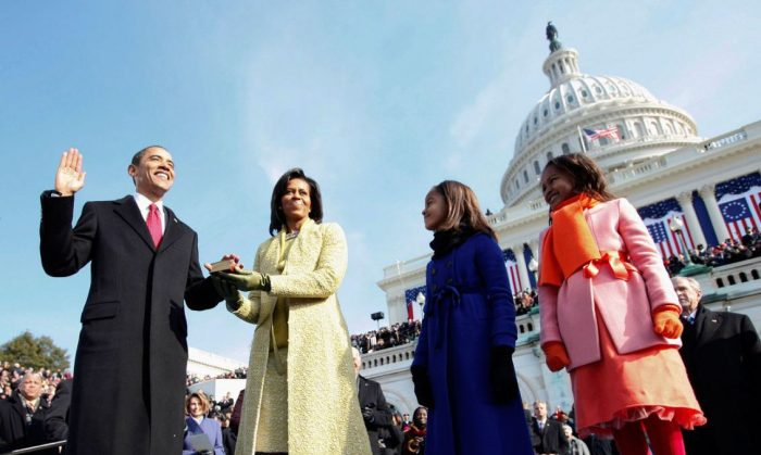 'Change has come to America': how I saw the Obama inauguration
