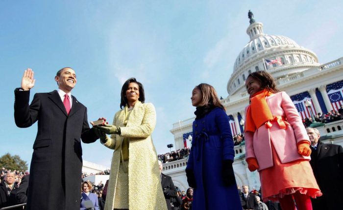 'Change has come to America': how I saw the Obamainauguration