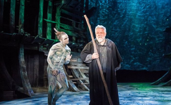 The RSC's high-tech <em>Tempest</em>: acting, poetry and technology spellbind together