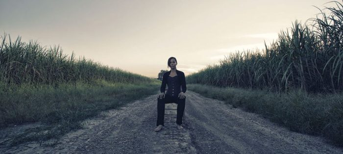 Marching down Freedom Highway with RhiannonGiddens