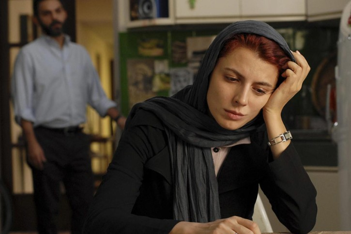 Simin (Leila Hatami) and Nader (Peyman Moaadi) in A Separation
