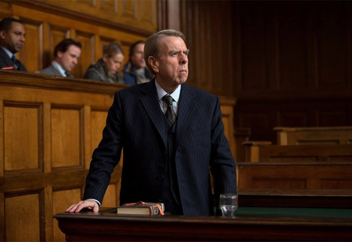 Timothy Spall as David Irving