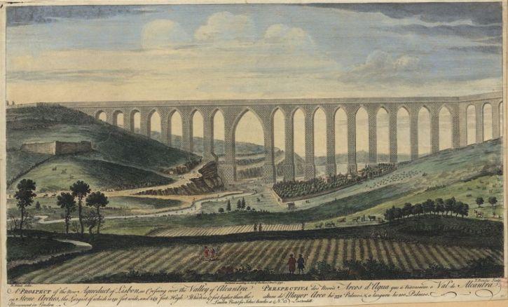Aqueduto das Àguas Livres, Lisbon