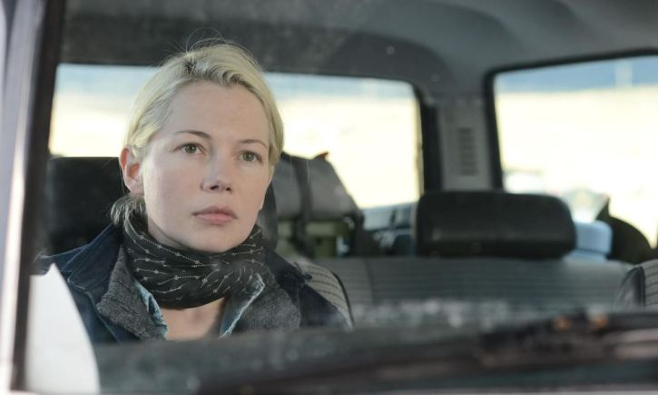 Michelle Williams as Gina in Certain Women
