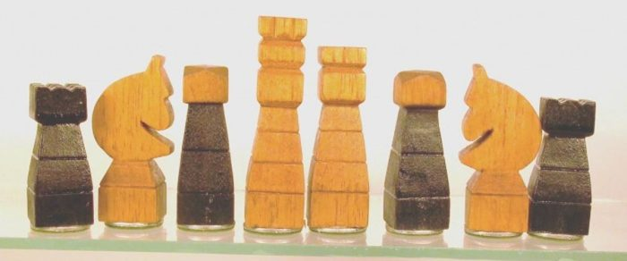 The story of a German POW and a missing chess set