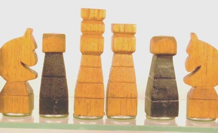 The story of a German POW and a missing chessset