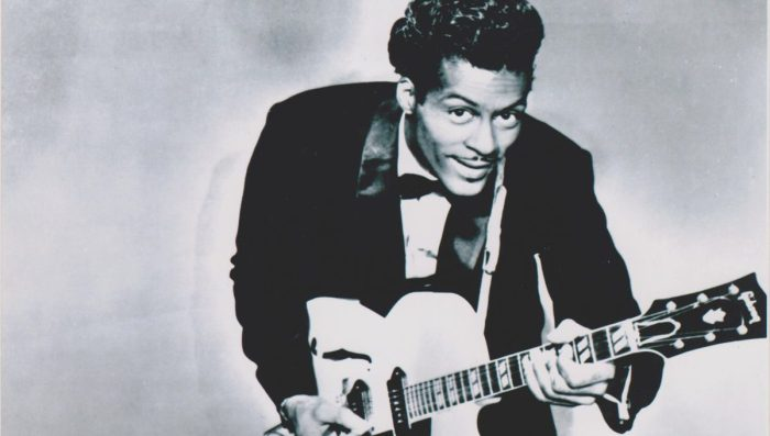 Chuck Berry 1926-2017: 'Tell the folks back home this is the promised land callin' and the poor boy's on theline.'