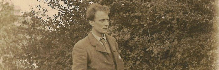 The poet Edward Thomas died 100 years ago today at the Battle of Arras