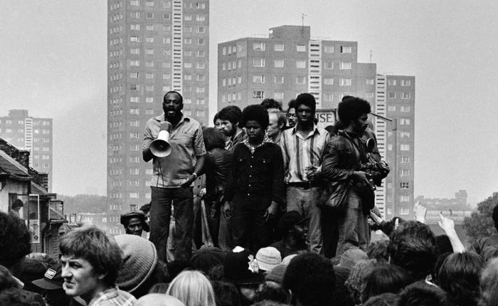 Familiar strangers: the black radicals who civilised Britain