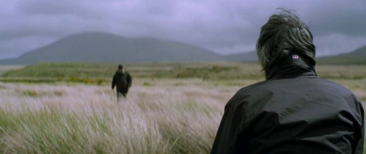 Eoghan encounters Michael Harding in Silence