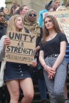 Black Lives Matter, Liverpool 2016 Phil Maxwell