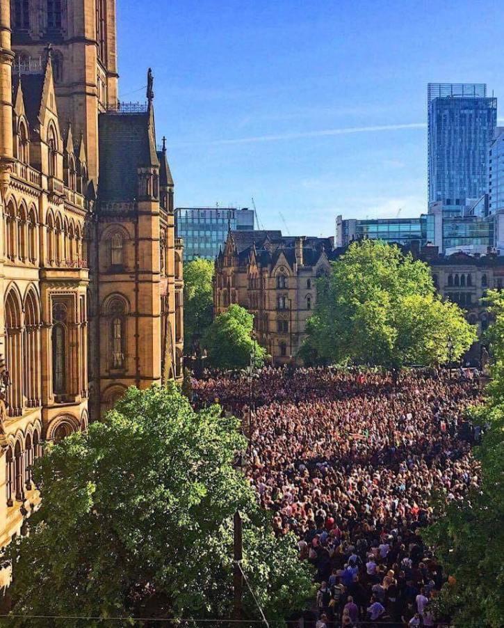 Manchester vigil 2