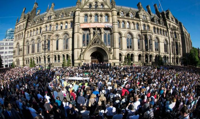 Manchester: the reciprocity of kindness