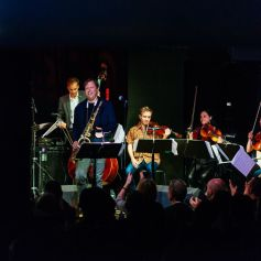 Chris Potter and Inner City Ensemble at Band on the Wall 1