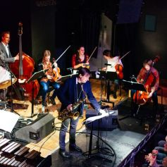 Chris Potter and Inner City Ensemble at Band on the Wall